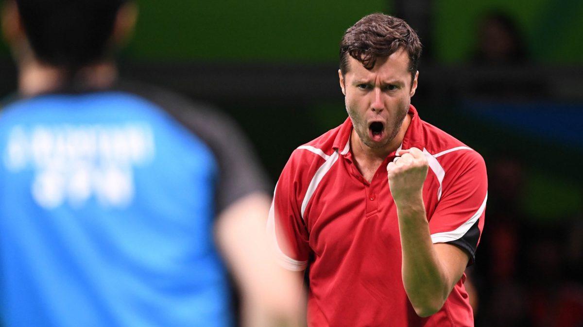 44歳サムソノフ、ヨーロッパ卓球連合副会長に就任 リオ五輪3決で水谷と対戦