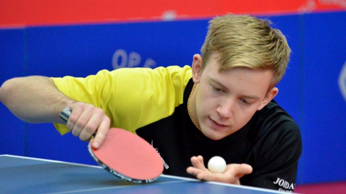 23歳・ラーネフールが初V 決勝で世界卓球2位のファルク下す<スウェーデンツアー>