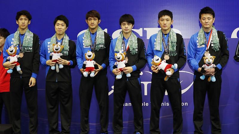 2021年アジア卓球選手権大会はドーハ開催