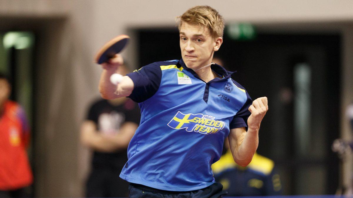 【卓球】ドイツ・ブンデスリーガ開幕 スウェーデンの新星が躍動