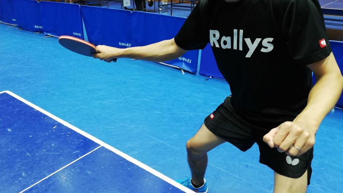 【卓球初心者必見】フォアドライブの基本 打ち方や練習方法を解説