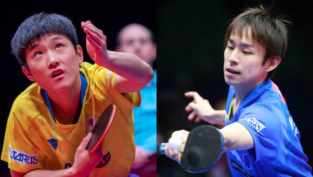 卓球・男子ワールドカップの出場者発表 日本からは張本智和、丹羽孝希が登場