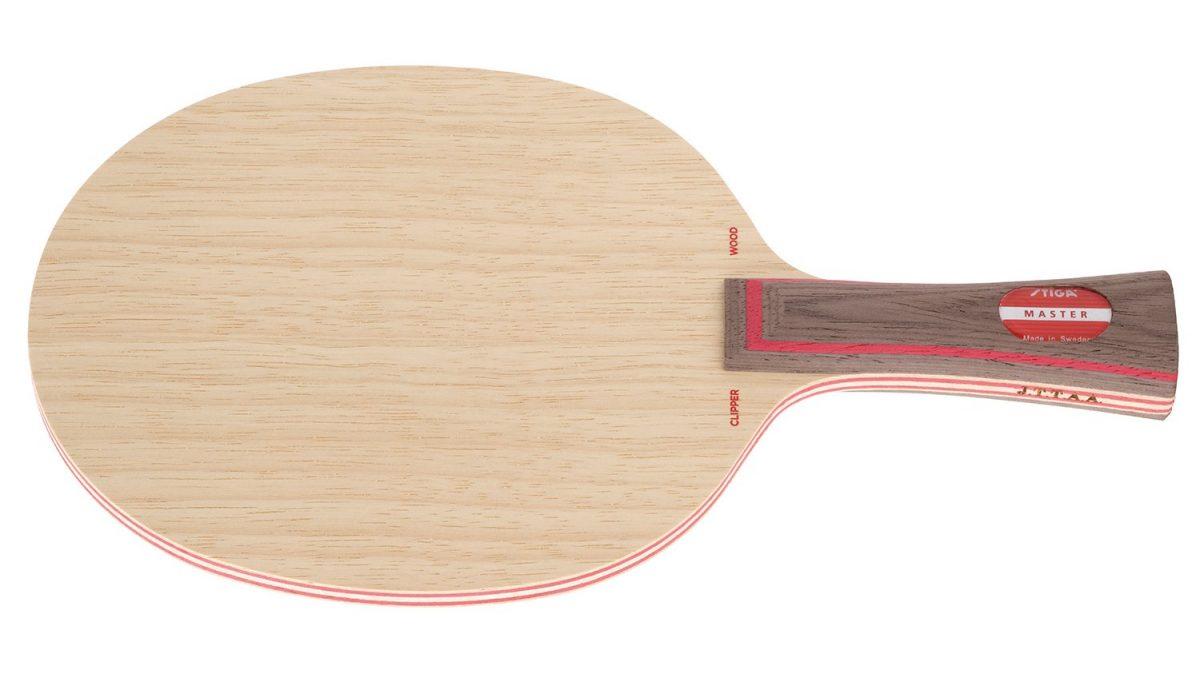 卓球・クリッパーシリーズを一挙紹介!STIGAが誇る木材合板の王道シリーズ