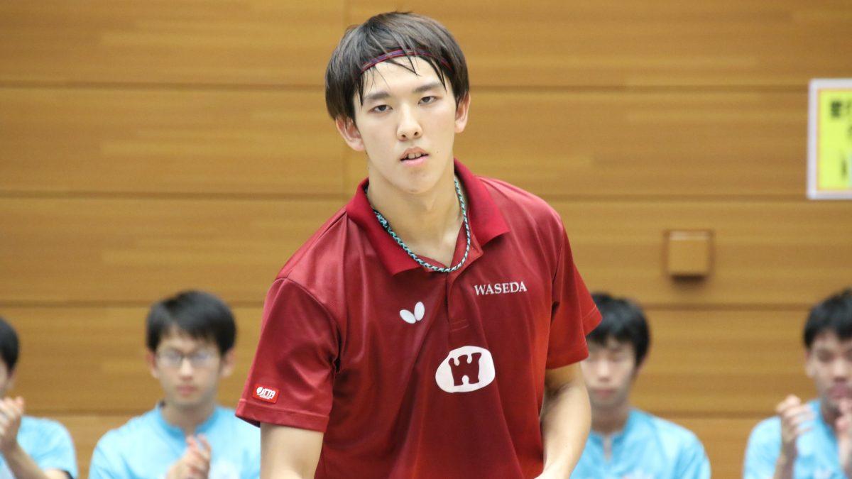 関東学生卓球選手権、12月に開催へ 最終日はライブ配信も