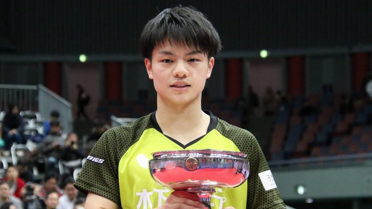 2021年全日本卓球選手権、競技スケジュール発表 シングルス4種目のみの開催