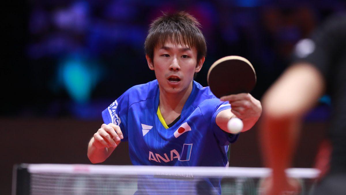 丹羽孝希の棒立ちプレー、松平健太の走り込みショット ITTF、スーパーブロックを紹介