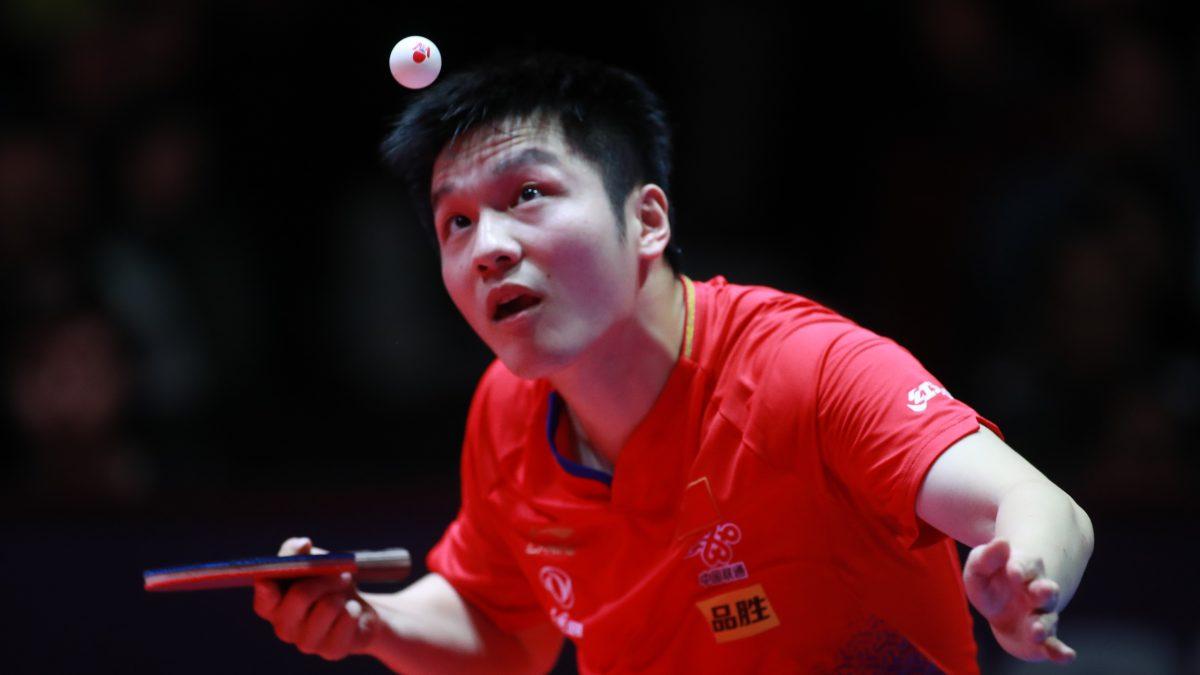 全中国卓球選手権