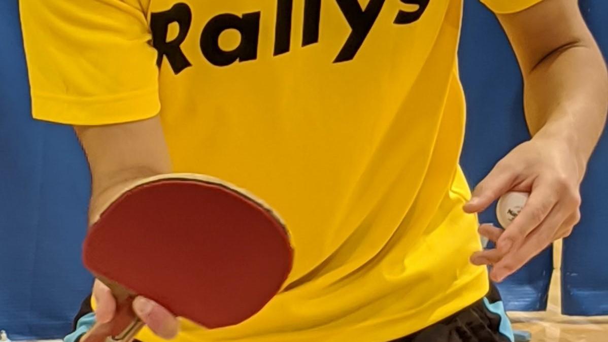 卓球・ペンのバックの打ち方 グリップや打球点などを詳しく解説