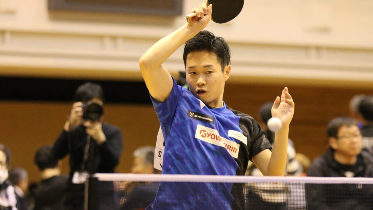 リオ銀・吉村真晴らがパラ卓球の魅力体感へ 東京パラ五輪代表・岩渕幸洋主催イベントに出演
