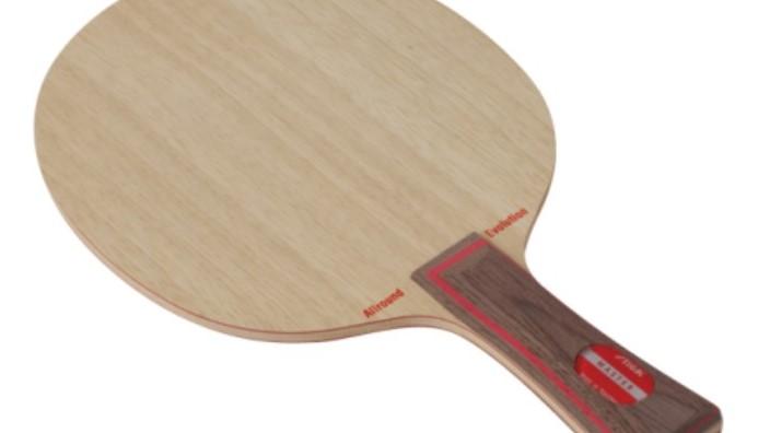 STIGAの卓球ラケット・オールラウンドシリーズを紹介 バランスのいい5枚合板