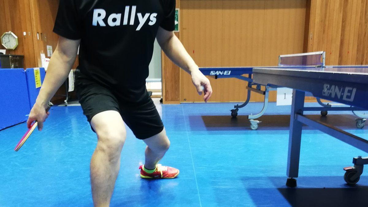 ループドライブを習得する為の3つのステップ|頭で勝つ!卓球戦術
