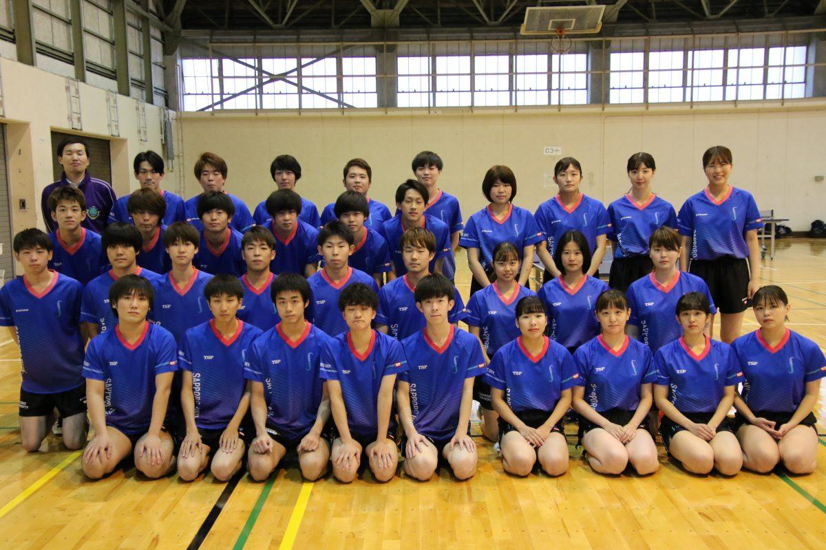 写真:札幌大学メンバー/撮影:ラリーズ編集部