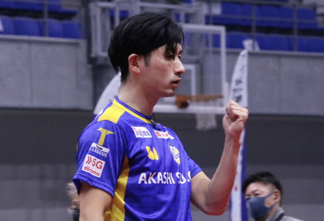 上田仁(岡山リベッツ)