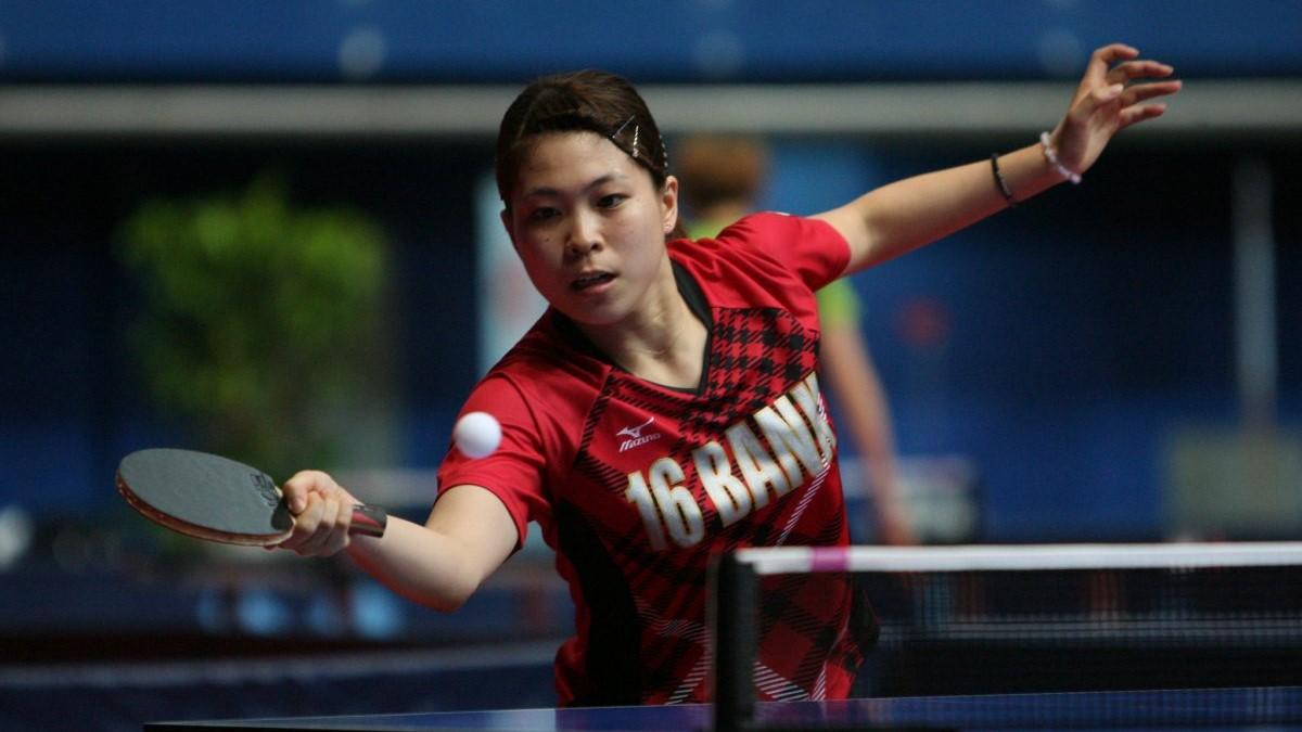 元世界卓球代表が異例の現役復帰 TOP名古屋、井林茉里奈の選手契約発表