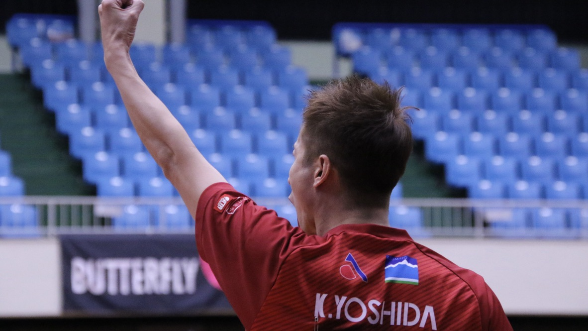 「やめる勇気、開催する勇気」2020年度後期日本卓球リーグ、戦いを終えて