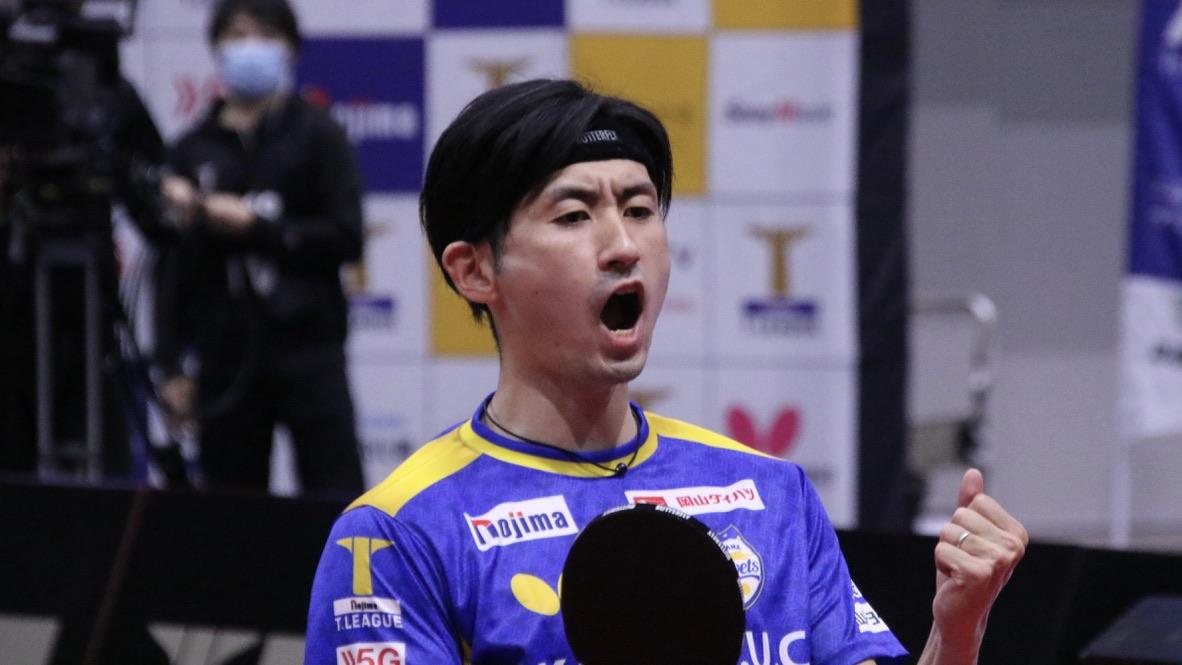 「泣きそうだった」上田仁、396日ぶりに公式戦復帰 さっそく一勝