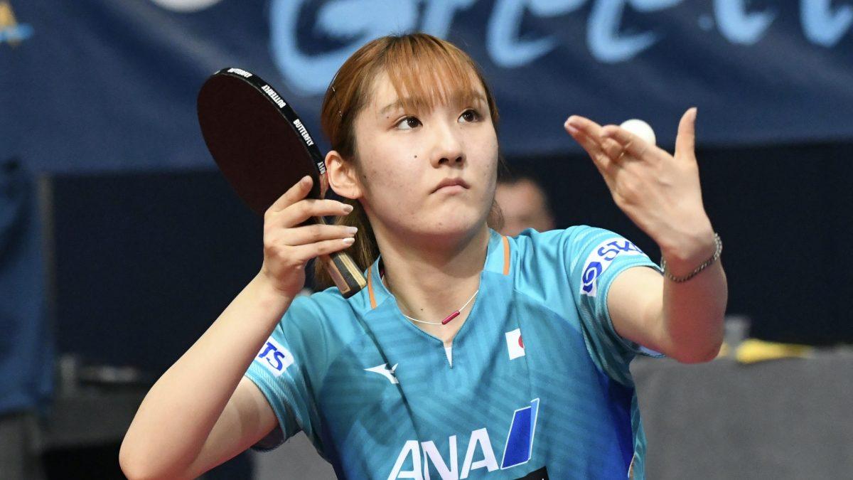 加藤美優、世界ランク1位の陳夢に惜敗 8強入りならず<卓球ITTFファイナル>