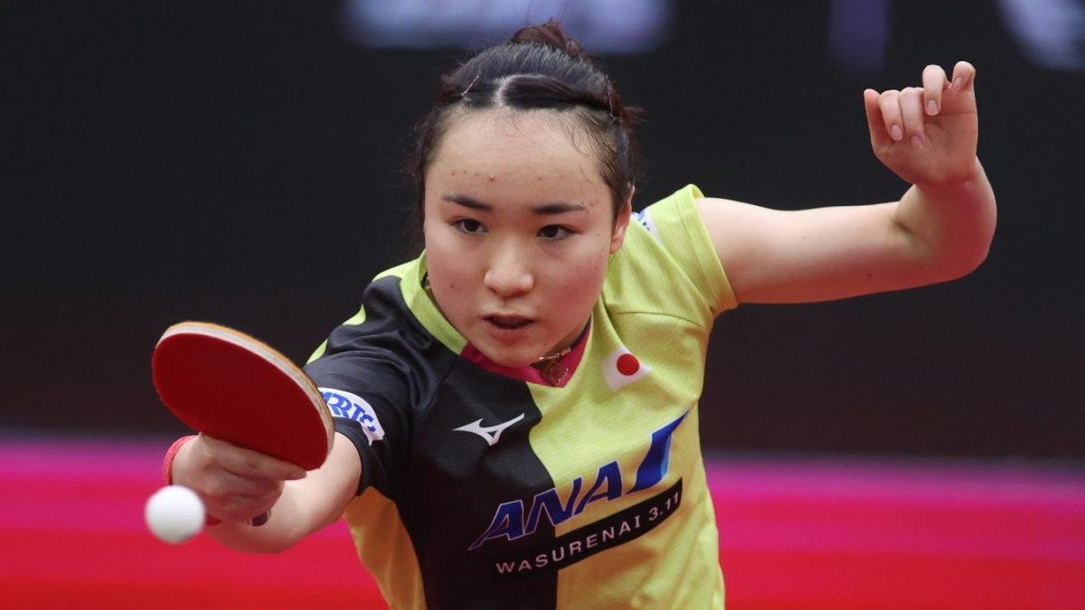 伊藤美誠、自己最高の3位入賞 8ヵ月ぶり国際大会も実力健在<卓球・女子W杯>