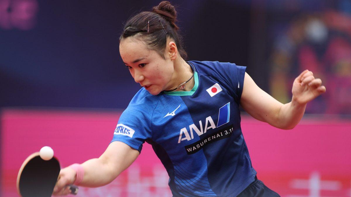 女子W杯3位の伊藤美誠、8強入り 香港エースを寄せつけず<卓球・ITTFファイナル>