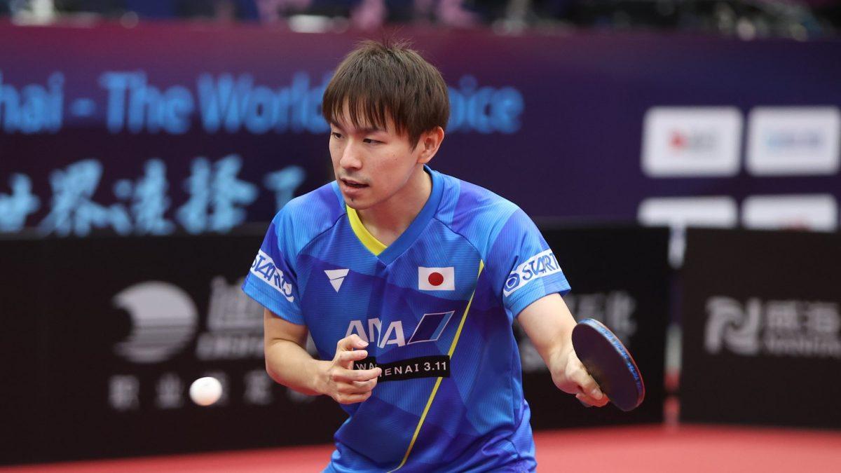 丹羽、中国の左腕に完敗 日本勢勝ち残りは伊藤のみ<卓球・ITTFファイナル>