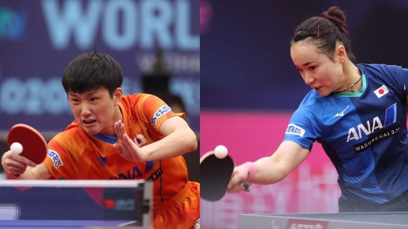 張本はW杯の再戦、伊藤は香港のエースと激突<卓球・ITTFファイナル見どころ>