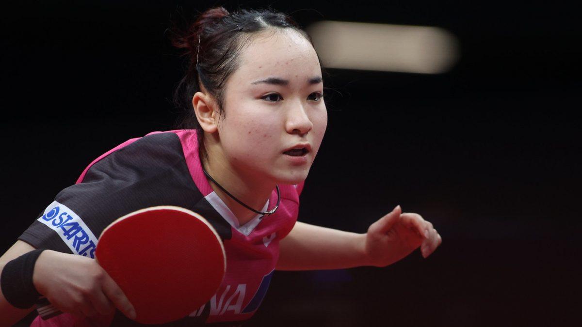 伊藤美誠、「来年活躍が期待できる女性アスリート」2位に 張本智和も男性部門にランクイン