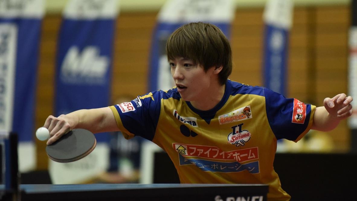 主力海外選手欠くT.T彩たま、初の開幕2連勝 坂本監督「卓球はわからないな」