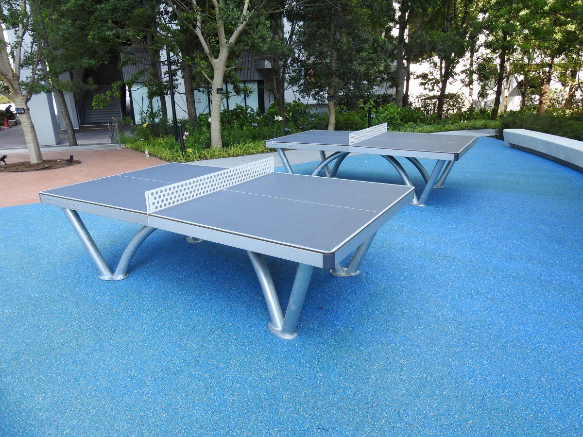 アウトドア卓球台 コニヨール JUIC