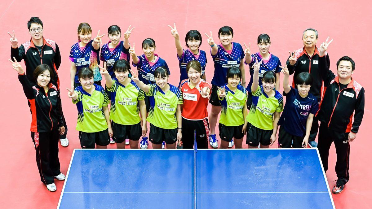 日本生命レッドエルフ、由本楓羽と篠原夢空の中学生コンビが新加入