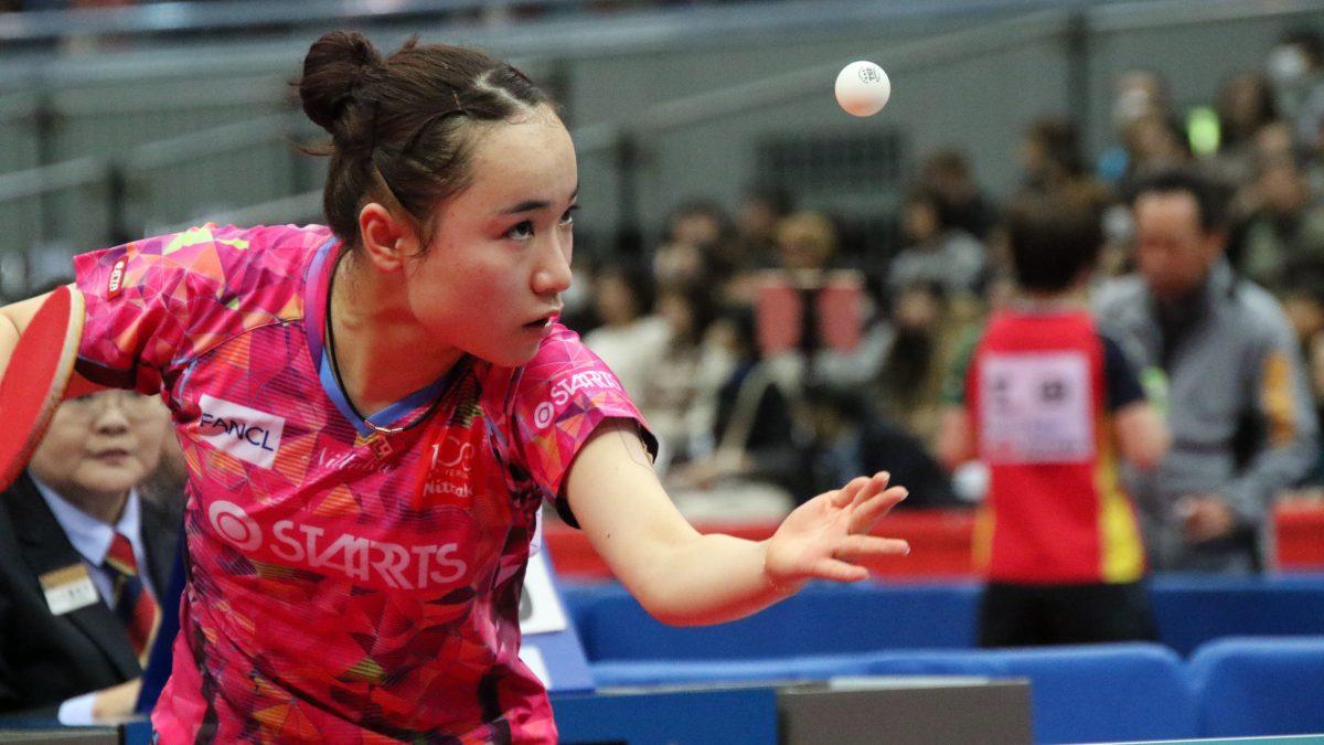 全日本見どころ・伊藤美誠編 前回大会のリベンジなるか<全日本卓球2021>