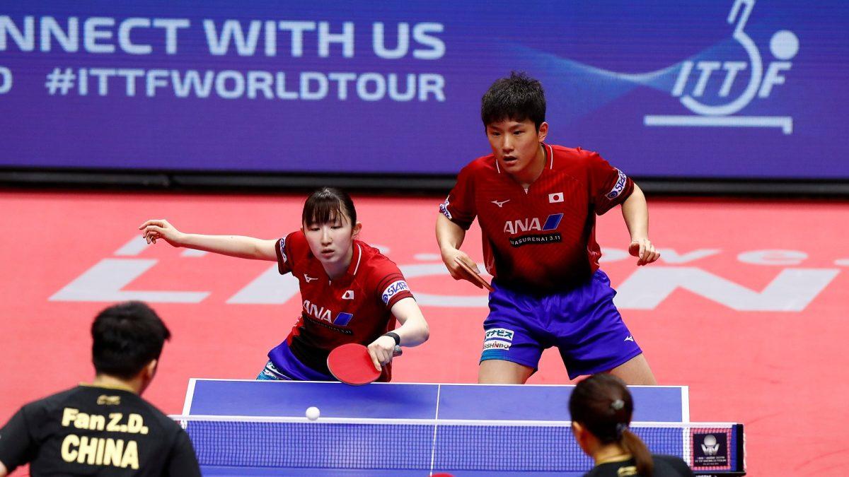 卓球・ジャパンオープン荻村杯、2021年は開催せず 全日本は開催の方向