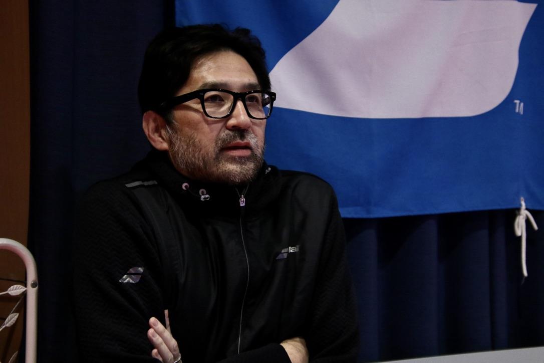 COMFY ARENA代表の渡邉哲義氏