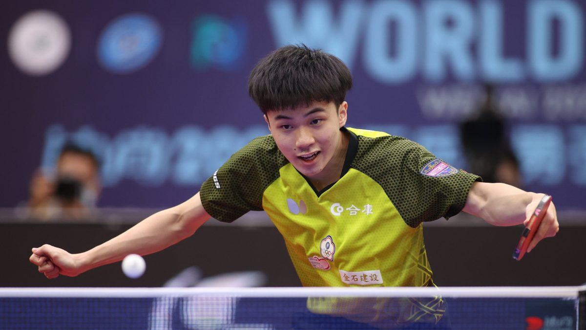台湾卓球のエース林昀儒 中国超級リーグは黒星デビュー