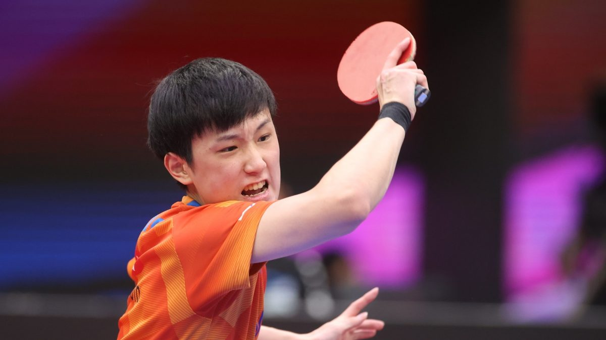 卓球男子世界ランキング(12月発表)|日本トップの張本は5位 ランキングも再始動