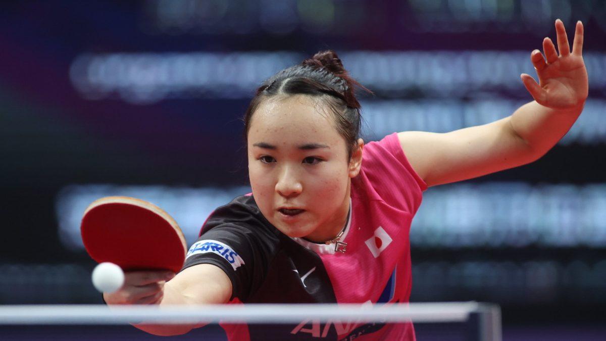卓球女子世界ランキング(12月発表) W杯3位の伊藤、3位で日本トップ