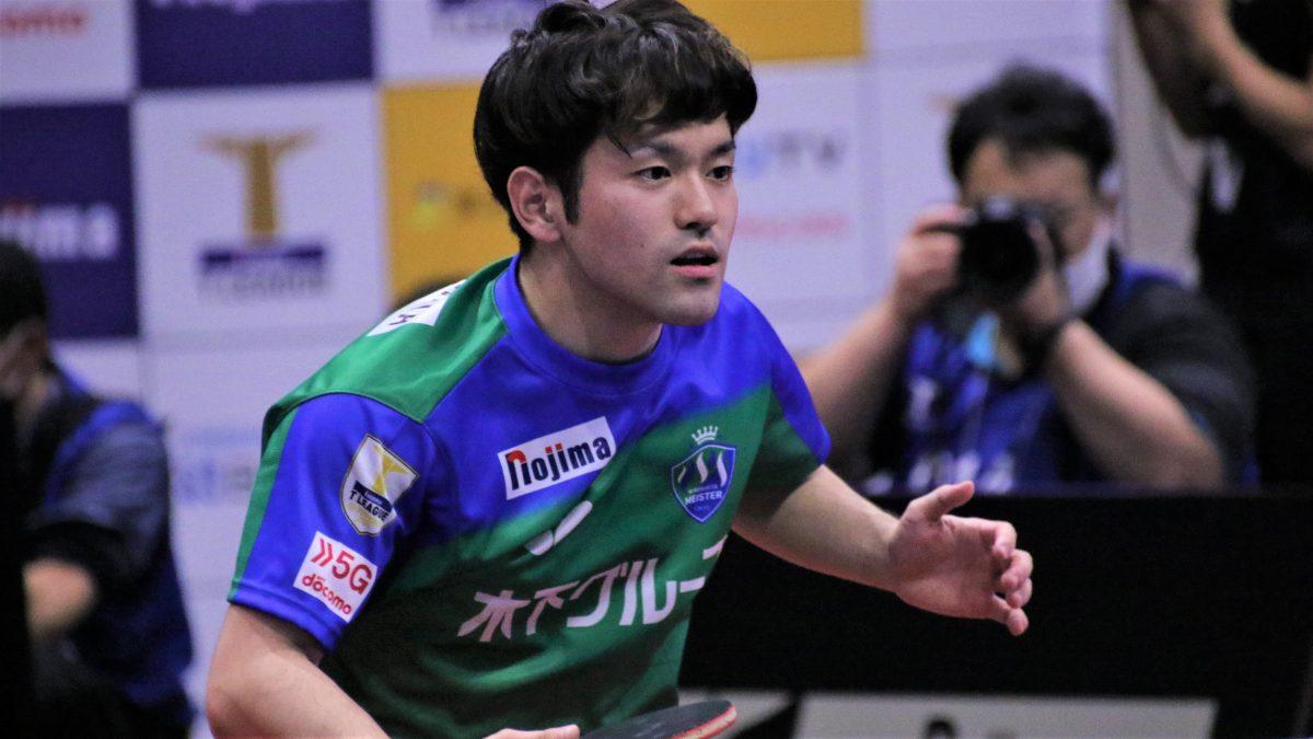 卓球全日本優勝の及川瑞基、Tリーグ選手ランク「S」に昇格 男女4選手がランク更新