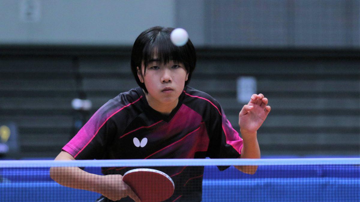 """進学校から卓球で全日本出場 文武両道のコツは""""メリハリ""""や""""優先順位"""""""