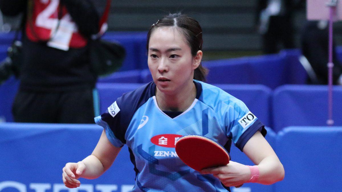 石川、伊藤、早田らがベスト4入り狙う 要注目の卓球全日本女子単準々決勝