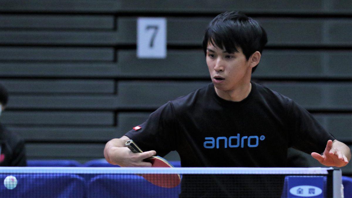 神戸大OB山崎貴幸、卓球人生変えた念願の全日本初出場「まだ、選手として続けたい」
