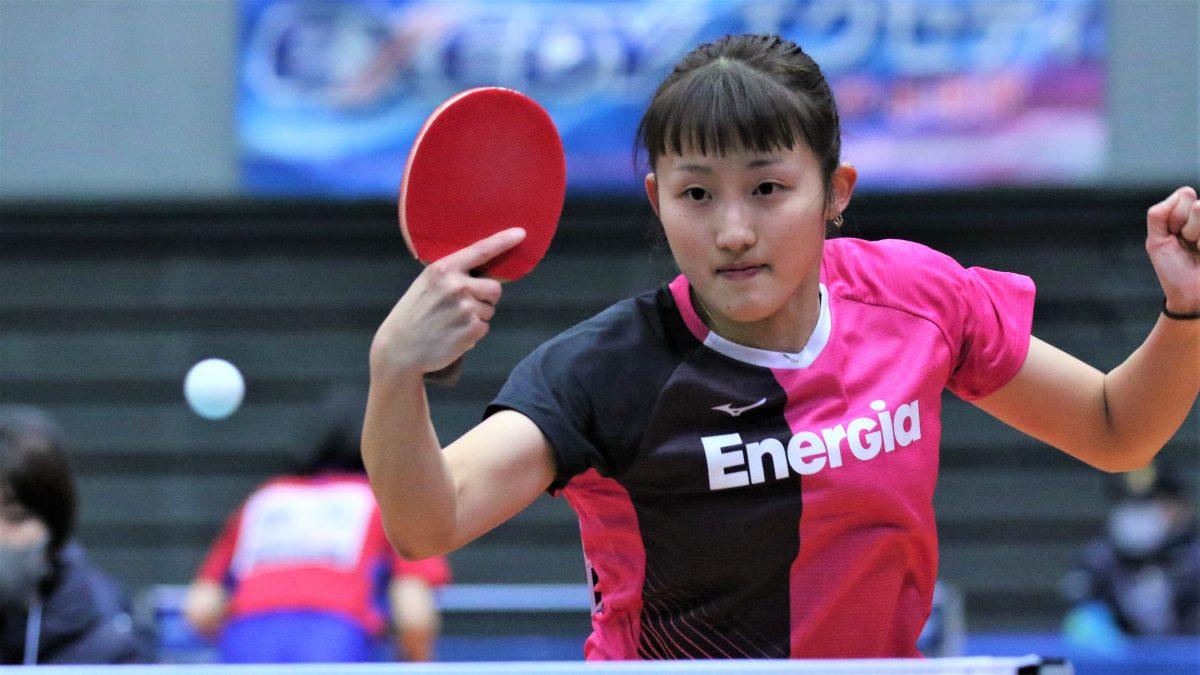 日本リーガーが躍動 引退決めて臨む選手も<全日本卓球・女子単2回戦>