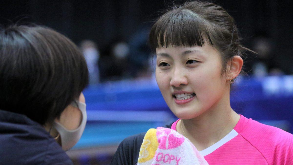 静かな全日本で引退していく選手たち「感謝の気持ちでいっぱい」