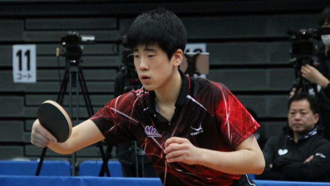 岡山リベッツ、全日本ジュニア優勝の16歳・吉山僚一と契約合意 韓国勢は選手登録抹消