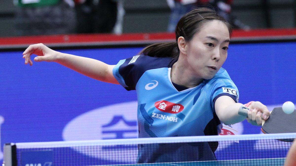 卓球全日本選手権をTリーグチーム別に振り返る 後半戦の逆襲に繋げられるか