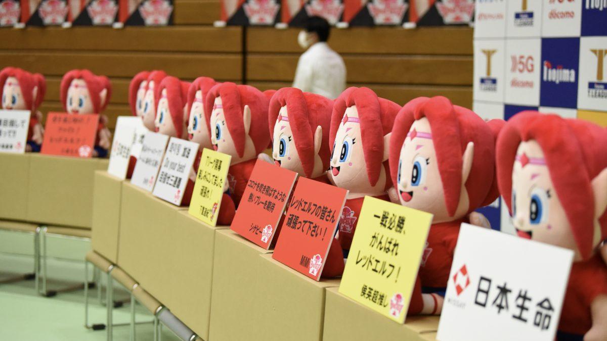 "【Tリーグ女子】大阪8試合を""無観客""へ変更"