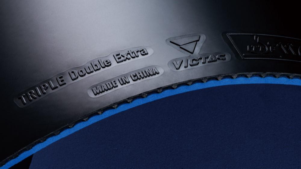 卓球・トリプルシリーズを徹底検証!VICTAS初の強粘着ラバーシリーズ