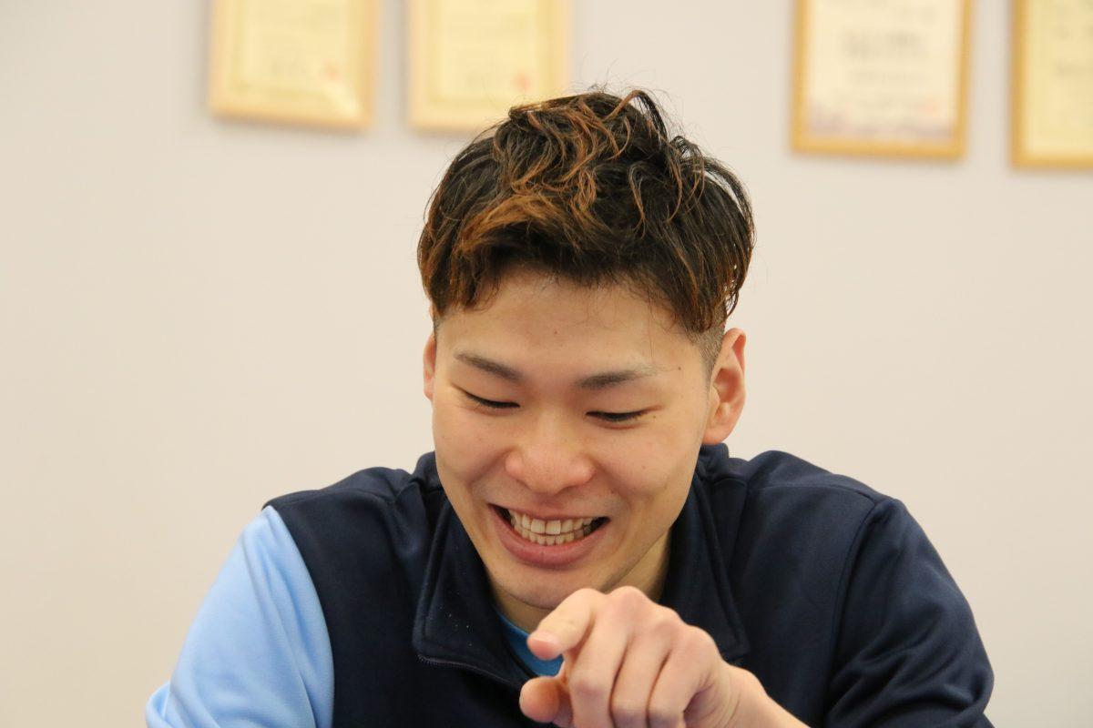 写真:齋藤蓮(FSC卓球クラブ)/撮影:ラリーズ編集部