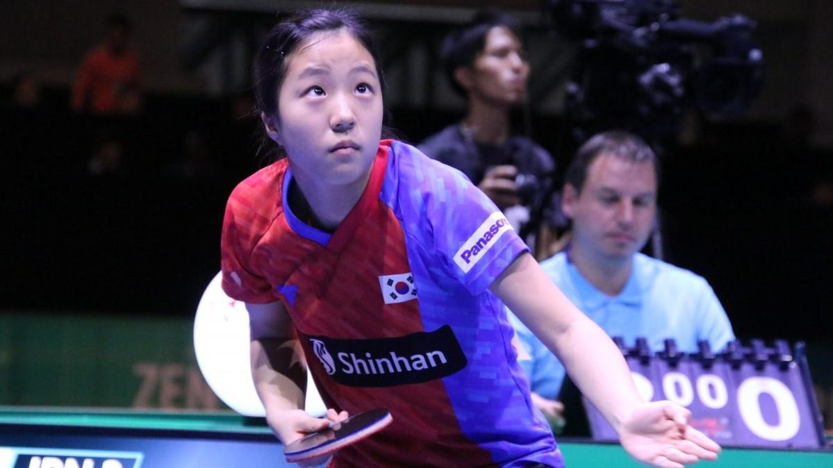 韓国卓球協会、東京五輪代表内定選手を発表 16歳の申裕斌が代表入り