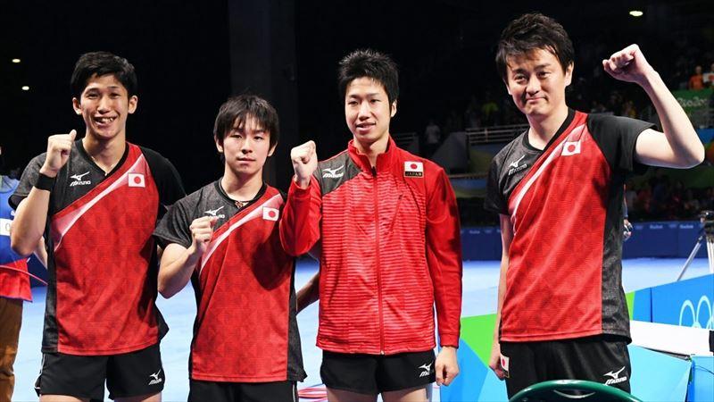 卓球日本代表選手、候補選手を紹介 歴代の男子・女子のメンバーも