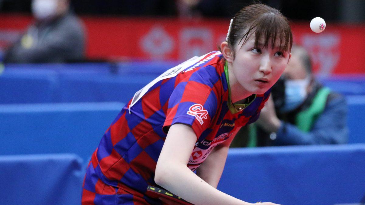 アジア卓球選手権の日程変更 日本代表選考会では木造、早田が優勝