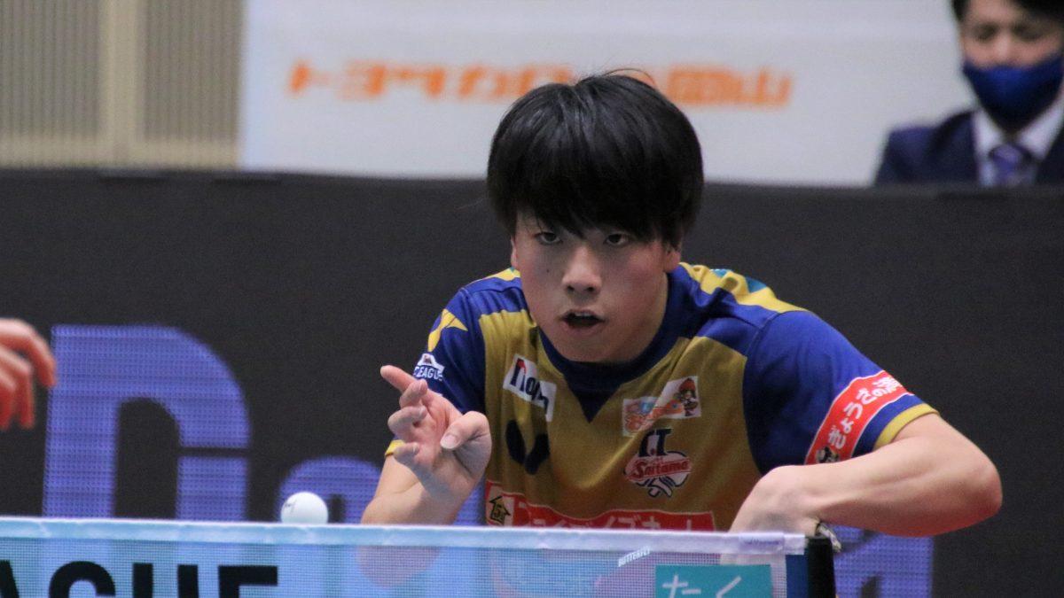 今季ダブルス11勝左腕・篠塚大登、T.T彩たまと来季契約合意「優勝目指して頑張りたい」